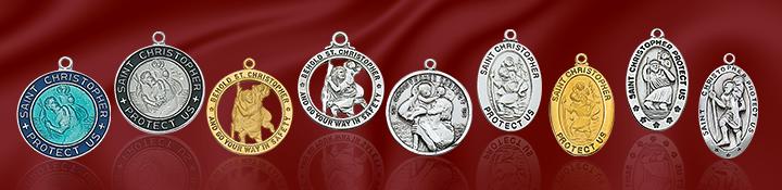 McVan Saint Christopher Medals