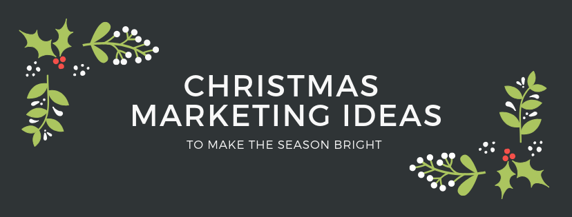 Black Christmas Wreath Facebook Cover