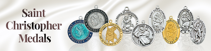 Saint Christopher Medals
